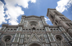 Duomo, Florence royalty-vrije stock afbeelding