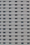 Voorzijde van een gebouw Stock Foto