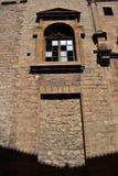 Voorzijde van een Kerk Stock Foto's