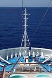 Voorzijde van een schip Stock Foto