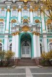 Voorzijde van het gebouw van de Kluis royalty-vrije stock afbeelding