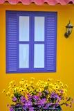 Voorzijde van het huis Royalty-vrije Stock Foto's