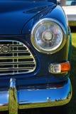 Voorzijde van Volvo-cor stock foto's
