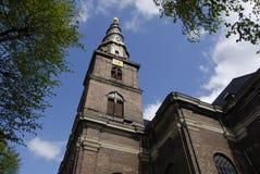 VOR FRELSER KIRKE-CHURCH Royalty Free Stock Photos