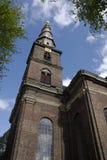 VOR FRELSER KIRKE-CHURCH Stock Photos