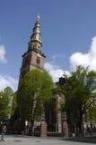 VOR FRELSER KIRKE-CHURCH Royalty Free Stock Photography