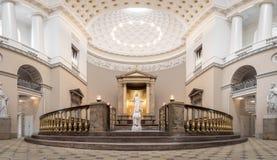 Vor Frue Cathedral in Copenhagen, Denmark Royalty Free Stock Image