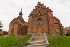 Vor Frue Kirke Royalty Free Stock Images