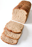 Vor geschnittenes Brot Lizenzfreies Stockfoto