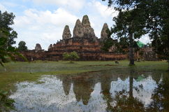 Vor Rup-Tempel Stockfotografie