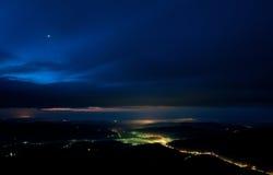 Vor Sonnenaufgang lizenzfreies stockfoto