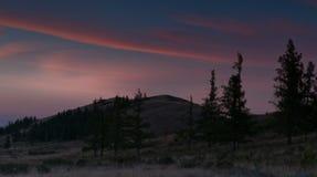 Vor Sonnenaufgang Lizenzfreie Stockfotografie