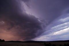 Vor Sturm Stockfotografie