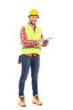 Vorarbeiternehmen Anmerkungen Lizenzfreie Stockfotos