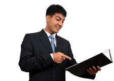 Vorbereiten für höhere Ausbildung Stockfotos