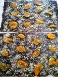Vorbereitung des selbst gemachten Nachtischs zu Hause Stockfoto