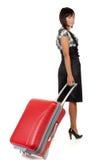 Vorbereitung für eine Reise Lizenzfreies Stockfoto