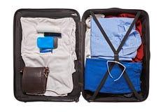 Vorbereitung für Reise lizenzfreie stockfotografie