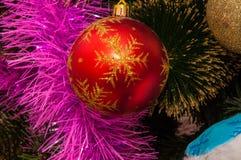 Vorbereitungen für Weihnachten Lizenzfreie Stockfotografie