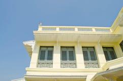 Vorbildliche Architektur, im königlichen großartigen Palast, TH. Lizenzfreie Stockfotografie