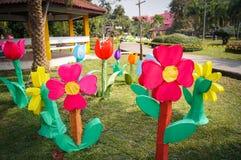Vorbildliche gefälschte Blume Lizenzfreie Stockfotografie