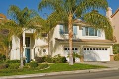 Vorbildliche Häuser lizenzfreies stockfoto