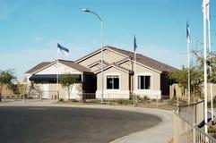 Vorbildliche Häuser 3 Lizenzfreies Stockbild