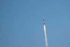 Vorbildliche Rakete Lizenzfreies Stockfoto