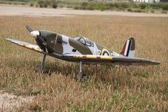 Vorbildlicher Krieg des Flugzeuges Stockbilder