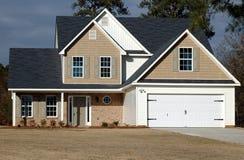Vorbildliches Haus Stockfoto