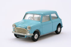 Vorbildliches Miniauto Stockfoto