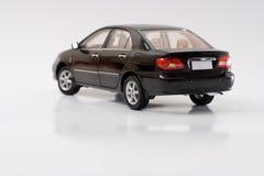 Vorbildliches Toyota Corolla Stockfoto