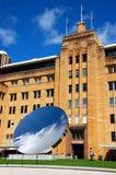 Vorderansicht des Museums der zeitgenössischer Kunst in Sydney, Australien Stockbilder