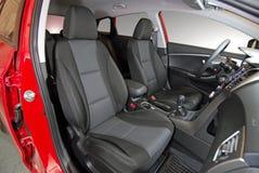 Vordere Autositze Lizenzfreies Stockfoto