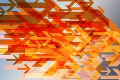 Vorderer abstrakter Hintergrund Lizenzfreie Stockbilder