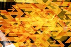 Vorderer abstrakter Hintergrund Stockfotografie