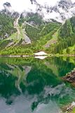 Vorderer Gosausee Austria Stock Photography