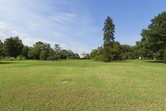 Vorderer Rasen des Weißen Hauses Lizenzfreie Stockbilder