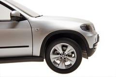 Vorderteil des SUV Autos Lizenzfreies Stockfoto