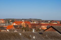 Vordingborg Dänemark Stockfoto