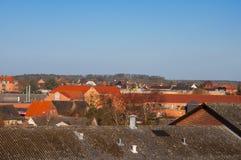 Vordingborg Danmark Arkivfoto