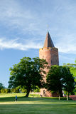 Vordingborg Schloss Stockfotografie