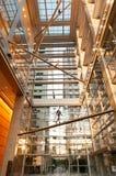Vorhalle der Comcast Mitte in Philadelphia Stockfotografie