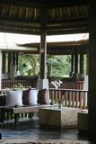 Vorhalle des Mayas Ubud Lizenzfreies Stockbild