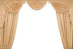 Vorhang stockfotografie