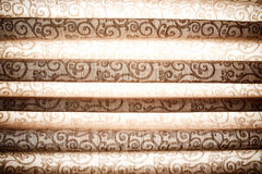 Vorhang-Hintergrund Lizenzfreie Stockfotografie