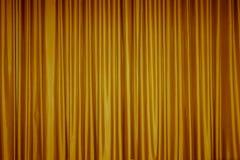 Vorhangstoffhintergrundbeschaffenheit Lizenzfreies Stockfoto
