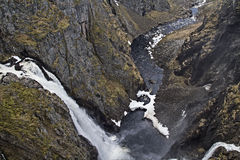 Voringfossen Royalty Free Stock Images