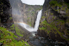 Voringsfossen Stock Photography