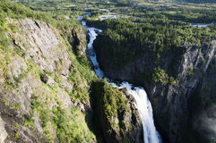 Voringsfossen Stockfotos